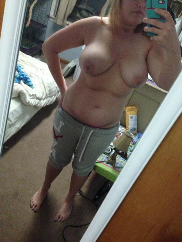 image Fat chubby ex girlfriend masturbating and cumming on cam